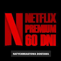 NETFLIKS* 60DNI PREMIUM UHD 4K SklepVod.PL