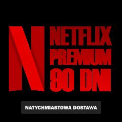 NETFLIKS* 90 PREMIUM UHD 4K SklepVod.PL