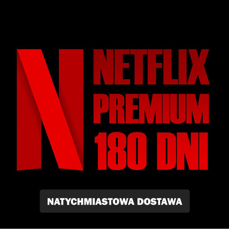 NETFLIKS* 180 PREMIUM UHD 4K SklepVod.PL