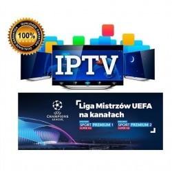 IPTV Polska + SKY DE 30 DNI...