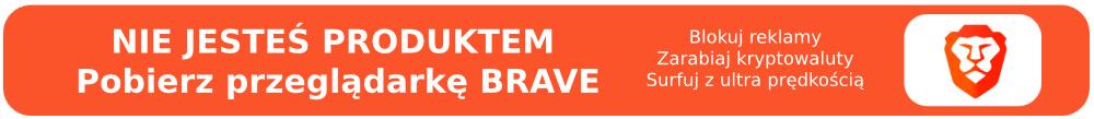 Brave - Bezpieczna przeglądarka